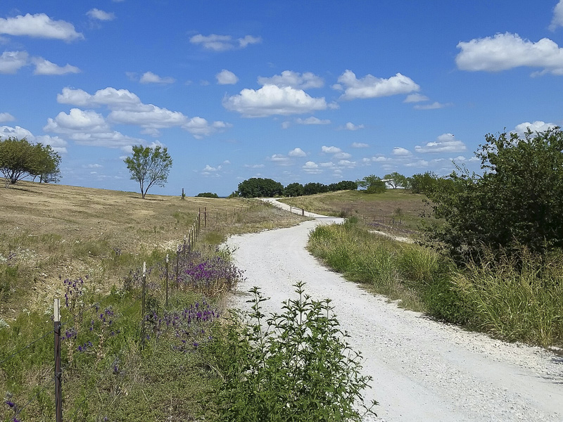 Terreno por un Venta en Nice 40-acre track in Tarrant County 0000 Topaz Trail Fort Worth, Texas 76108 Estados Unidos