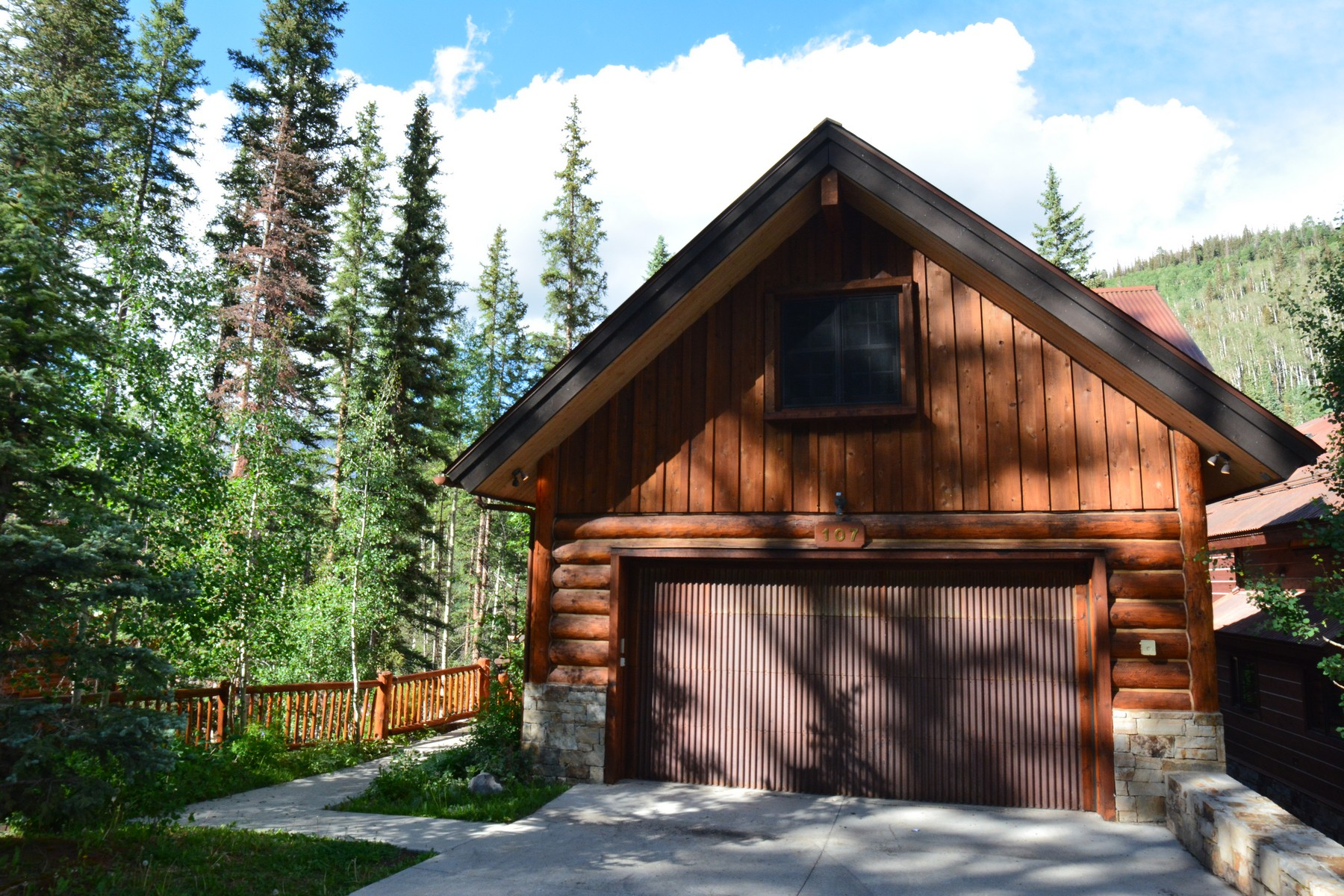 Single Family Home for Sale at 107 Cabins Lane Telluride, Colorado, 81435 United States