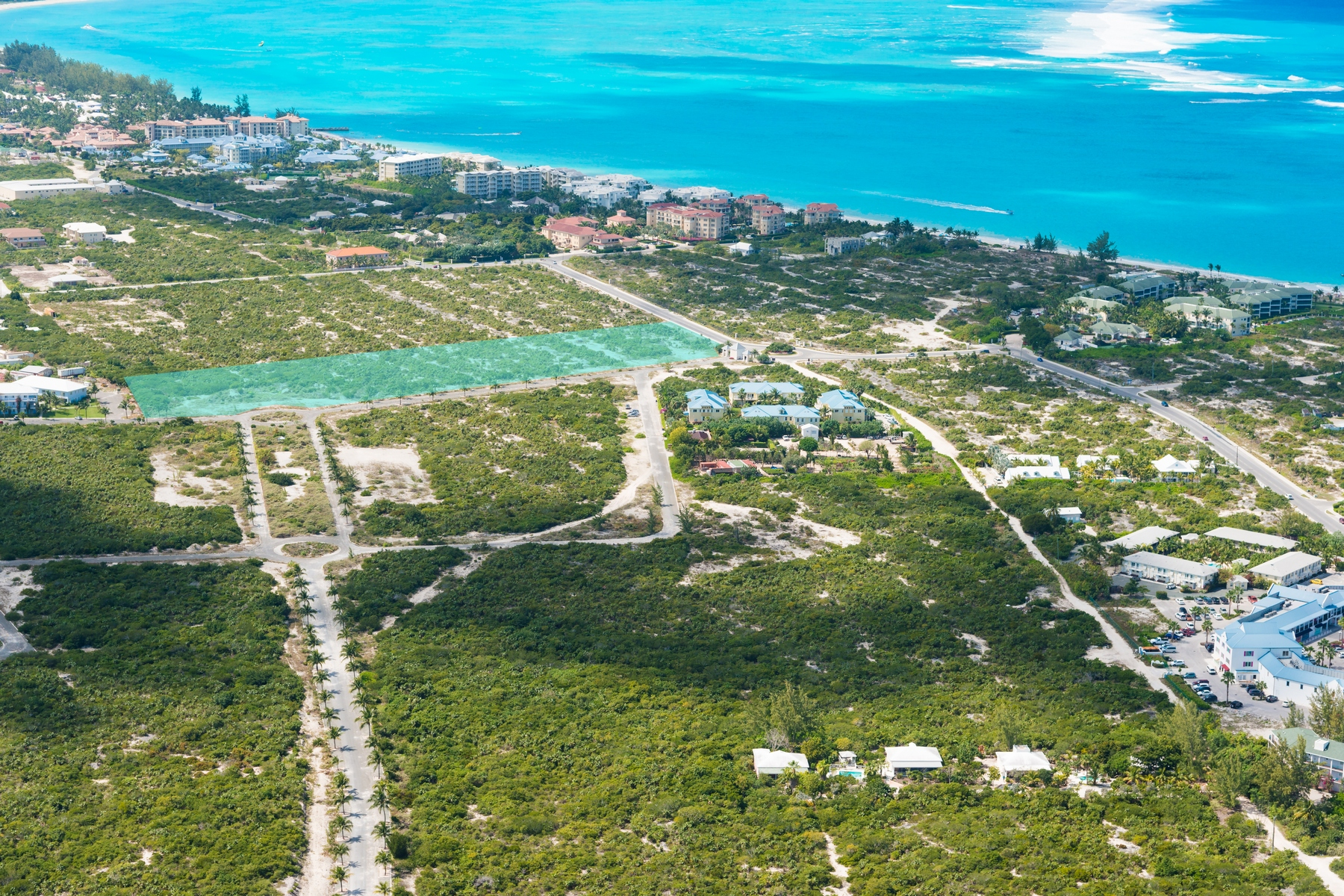 Additional photo for property listing at Village at Grace Bay -Lot 185,186 & 187 Grace Bay, Провиденсьялес Теркс И Кайкос
