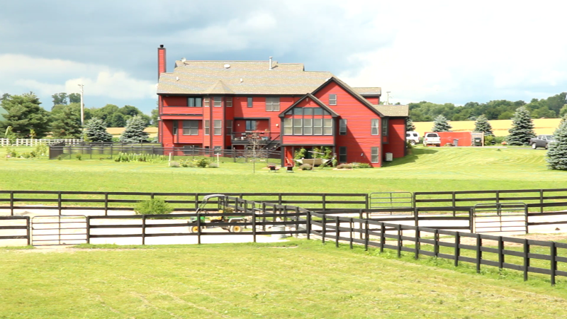 sales property at World Class Equestrian Training Facility