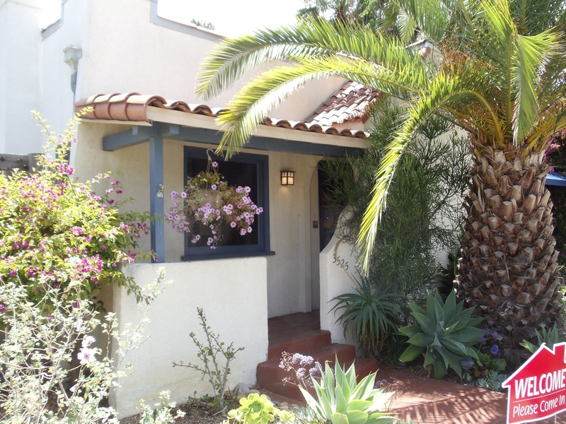 Single Family Home for Sale at 3525 Herbert 3525 Herbert Street San Diego, California 92103 United States