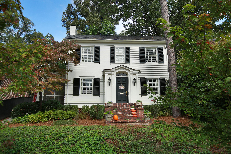 Casa para uma família para Venda às Buckhead Classic in Brookwood Hills 18 Camden Road Brookwood Hills, Atlanta, Geórgia 30309 Estados Unidos