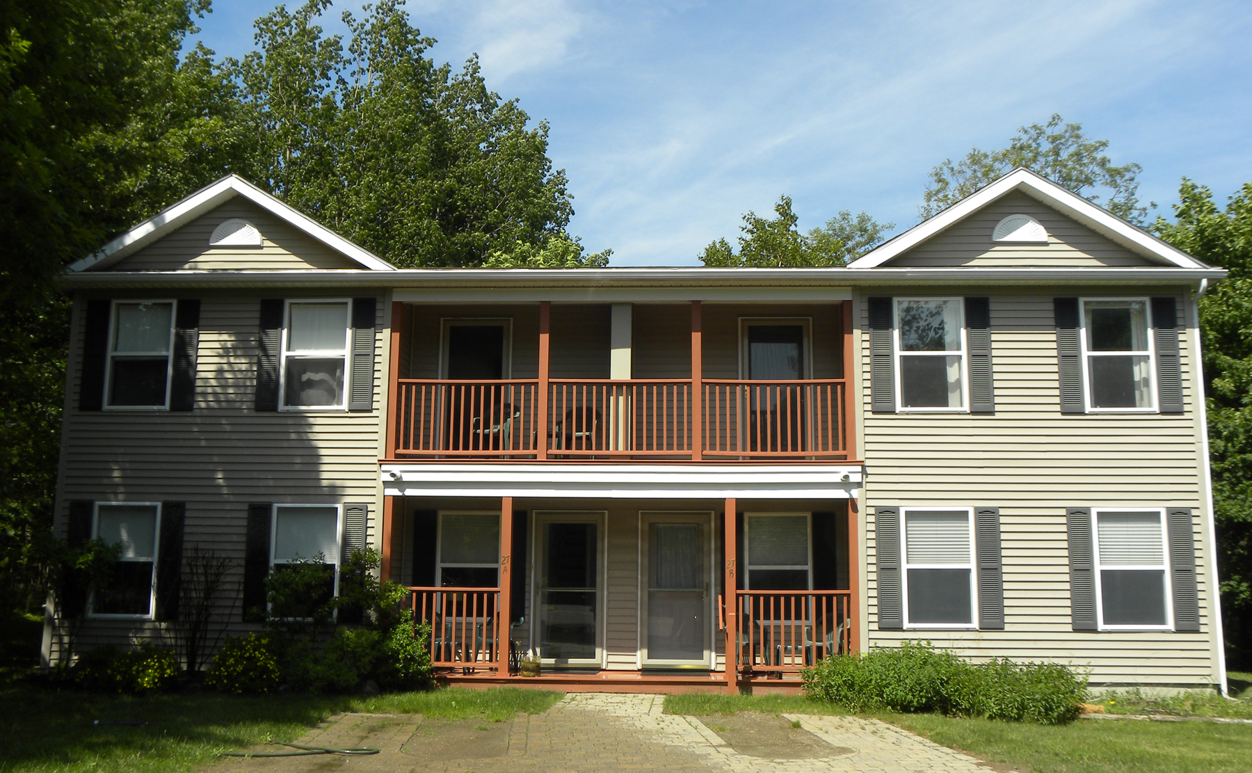 Condominium for Sale at 27B West Street Extension Bar Harbor, Maine 04609 United States