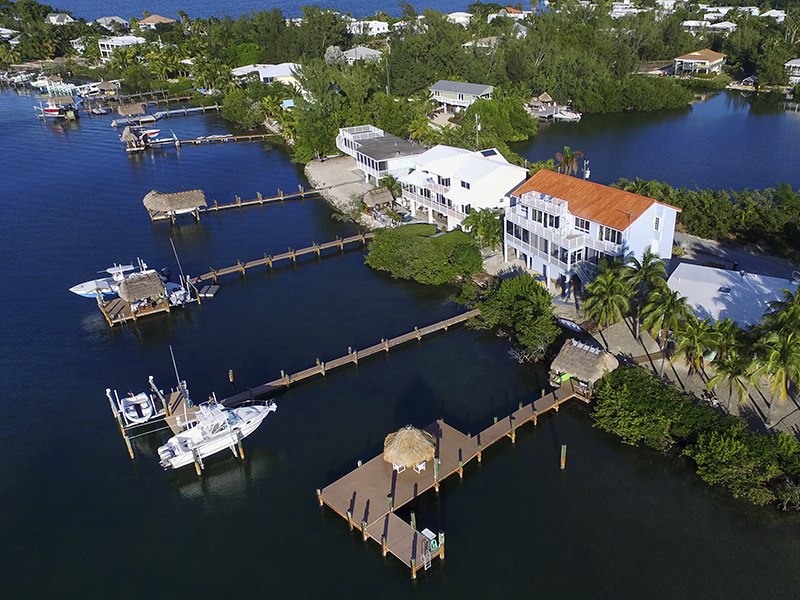 Moradia para Venda às Custom Bayfront Home 30 S Bounty Ln Key Largo, Florida, 33037 Estados Unidos