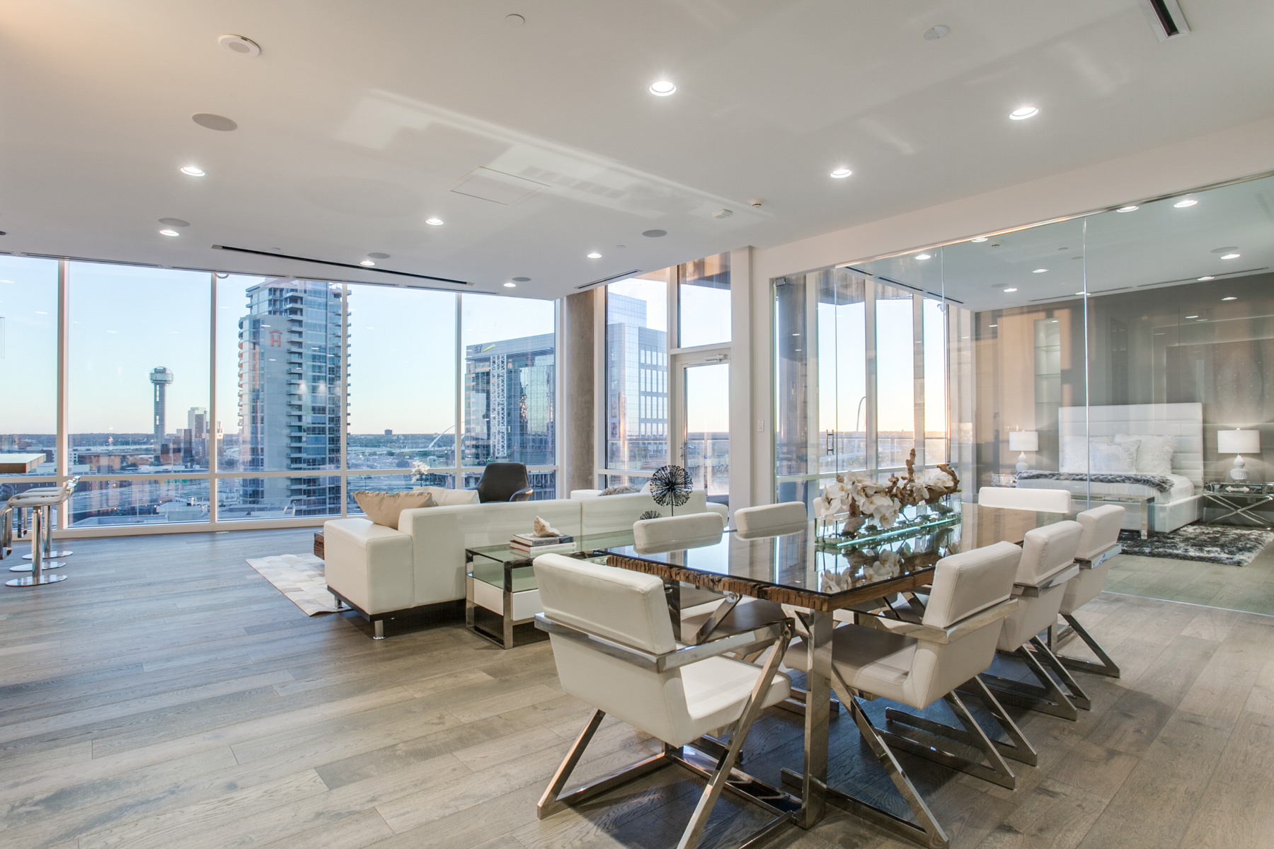 sales property at Exclusive Two-Story Penthouse