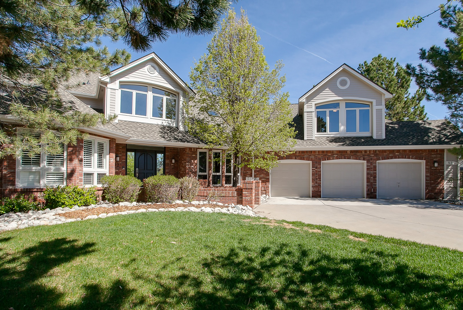 Single Family Home for Sale at 57 Falcon Hills 57 Falcon Hills Drive Highlands Ranch, Colorado, 80126 United States