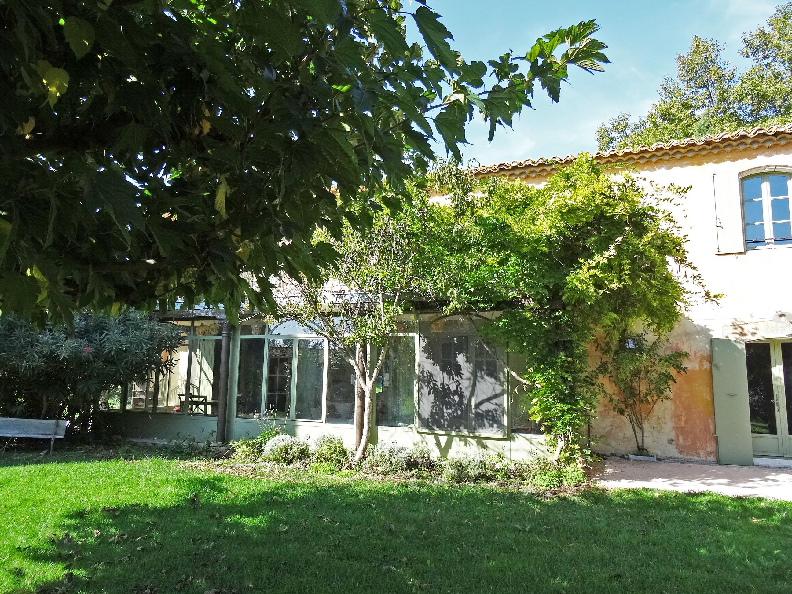 Farm / Ranch / Plantation for Sale at Typical provencal farmhouse renovated in Provence Maussane Les Alpilles, Provence-Alpes-Cote D'Azur 13520 France