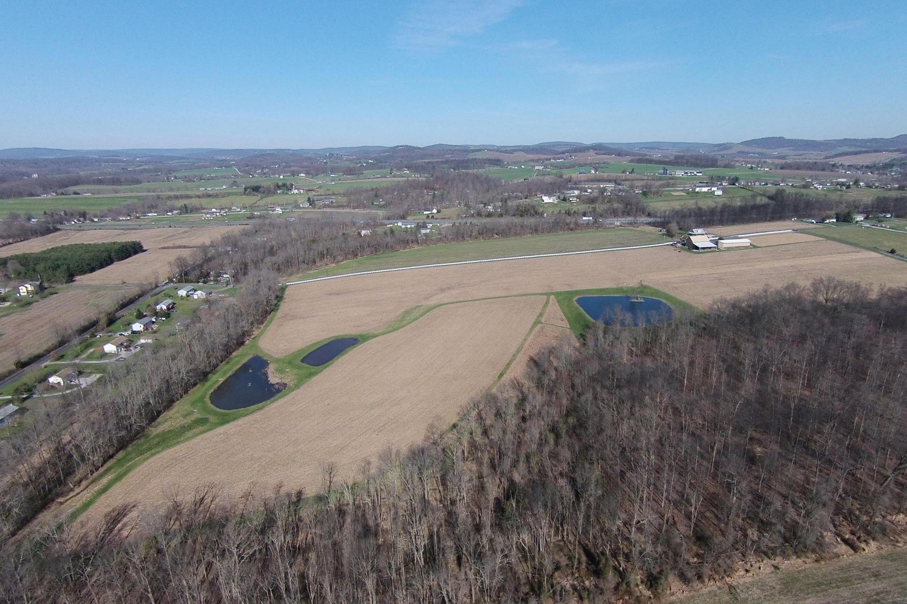 Terreno por un Venta en 685 S Ridge Road 685 S Ridge Road Lot #A York Springs, Pennsylvania, 17372 Estados Unidos
