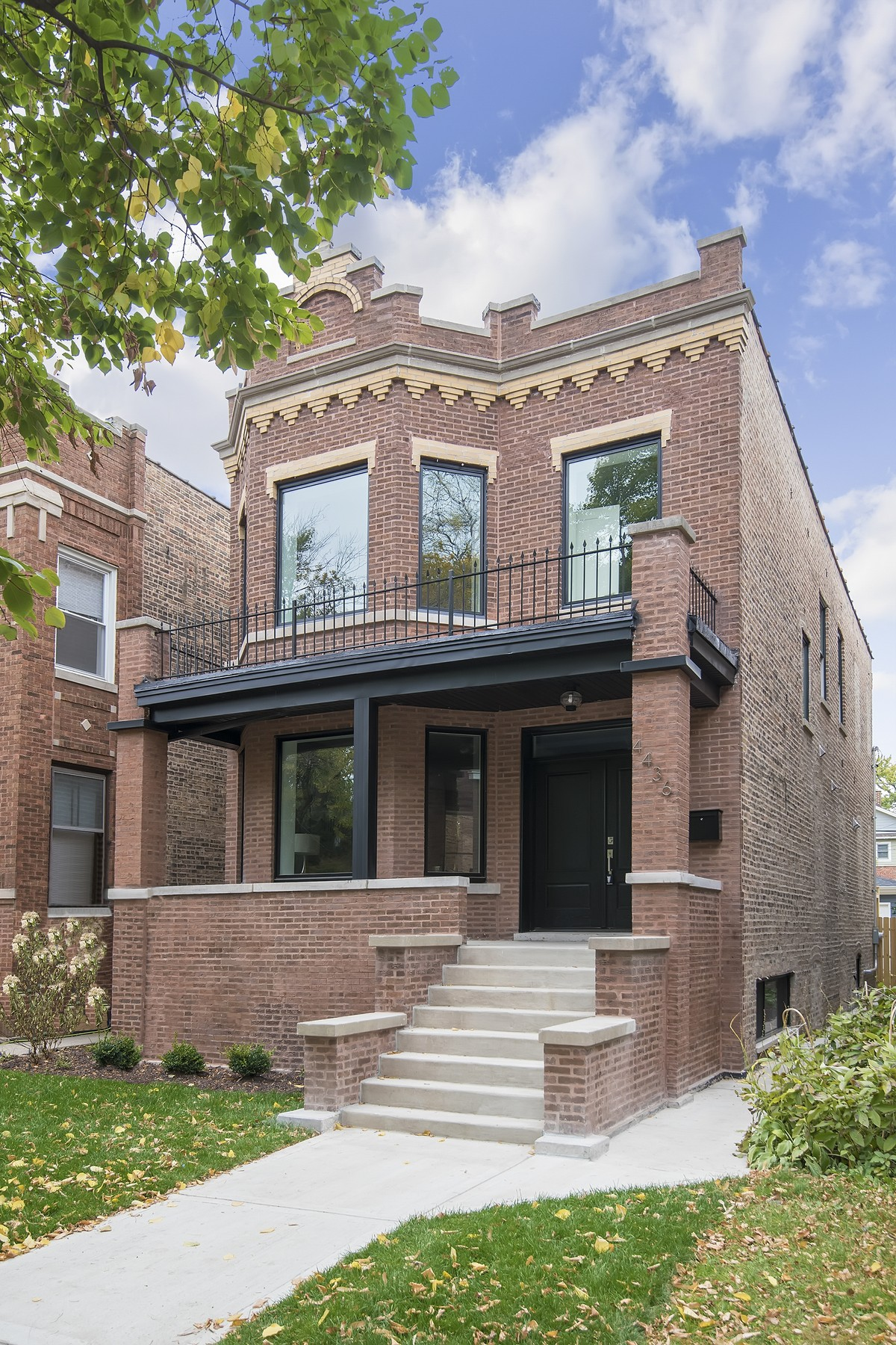 Property For Sale at Impressive Ravenswood Manor Home