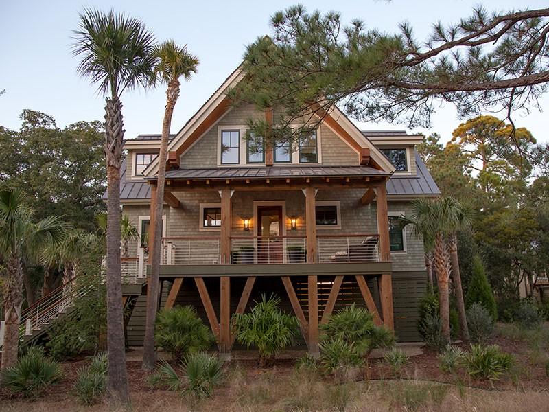 Single Family Home for Sale at 119 Halona Lane Kiawah Island, South Carolina 29455 United States