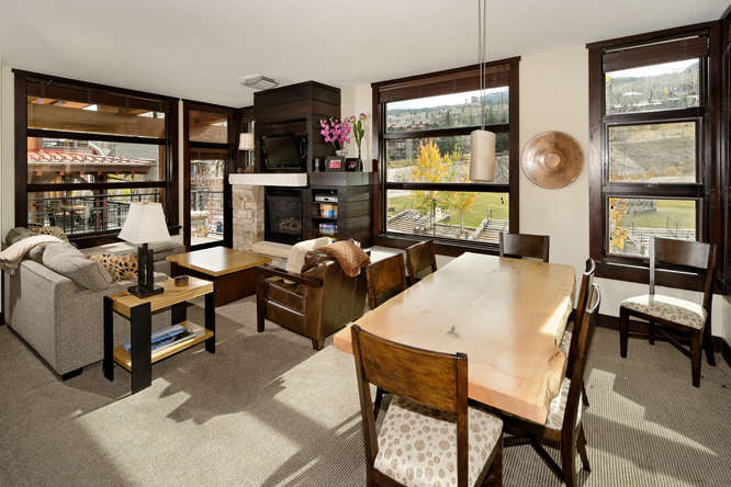 Appartement en copropriété pour l Vente à Hayden Lodge 2206 120 Carriage Way Unit 2206 Snowmass Village, Colorado 81615 États-Unis