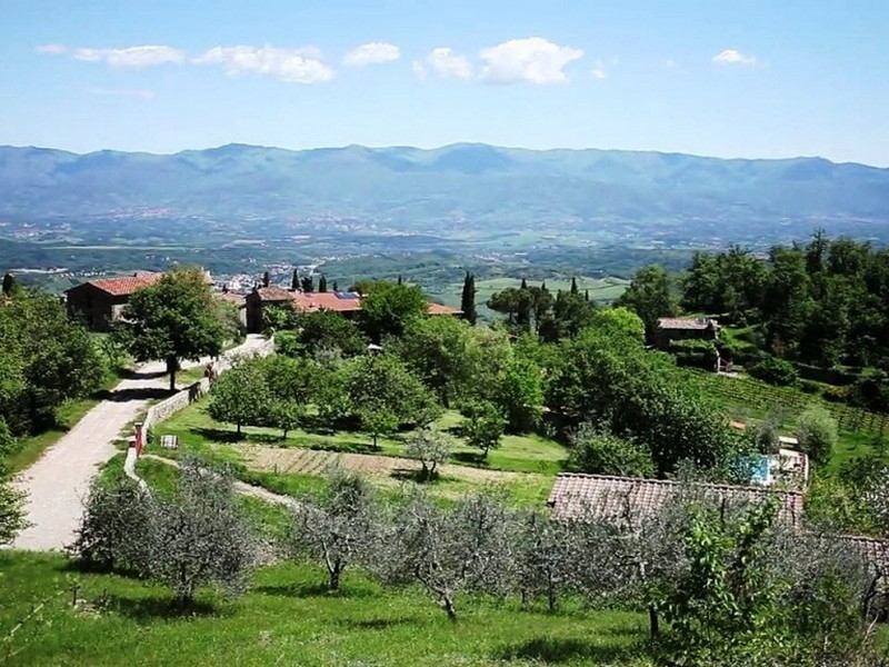 Property For Sale at Country estate in Chianti