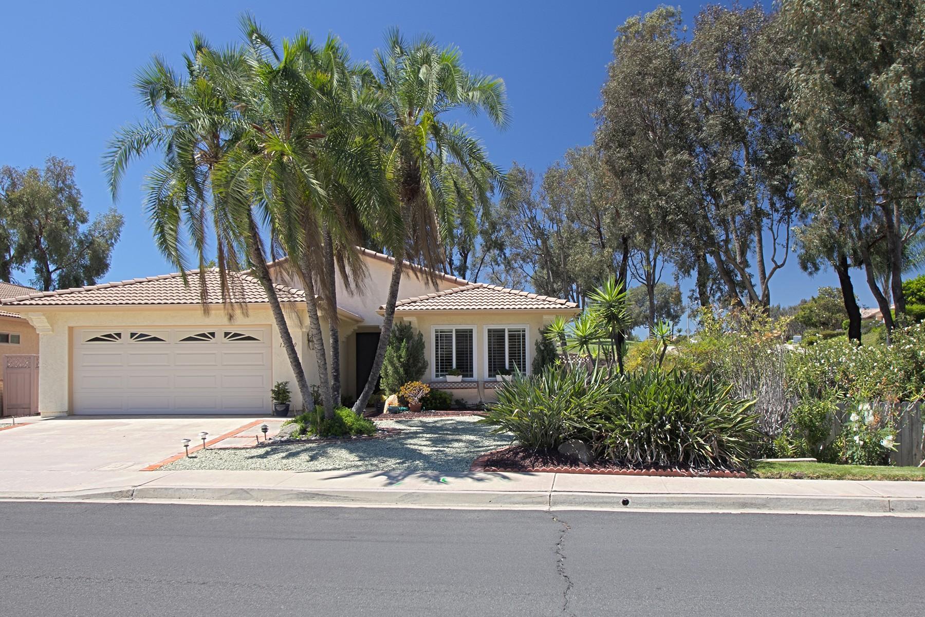 Casa Unifamiliar por un Venta en 12990 Camino Ramillette San Diego, California 92128 Estados Unidos