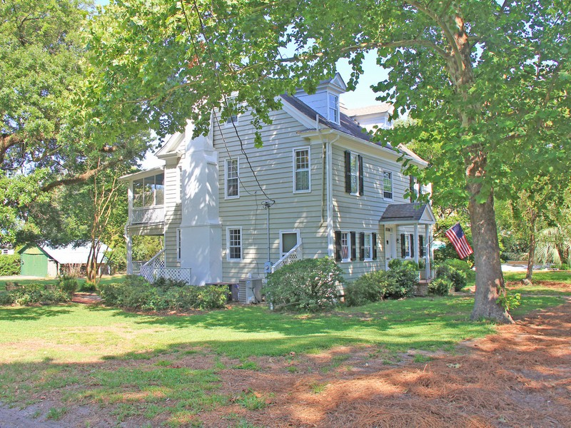 Property For Sale at HIstoric Home in the Old Village