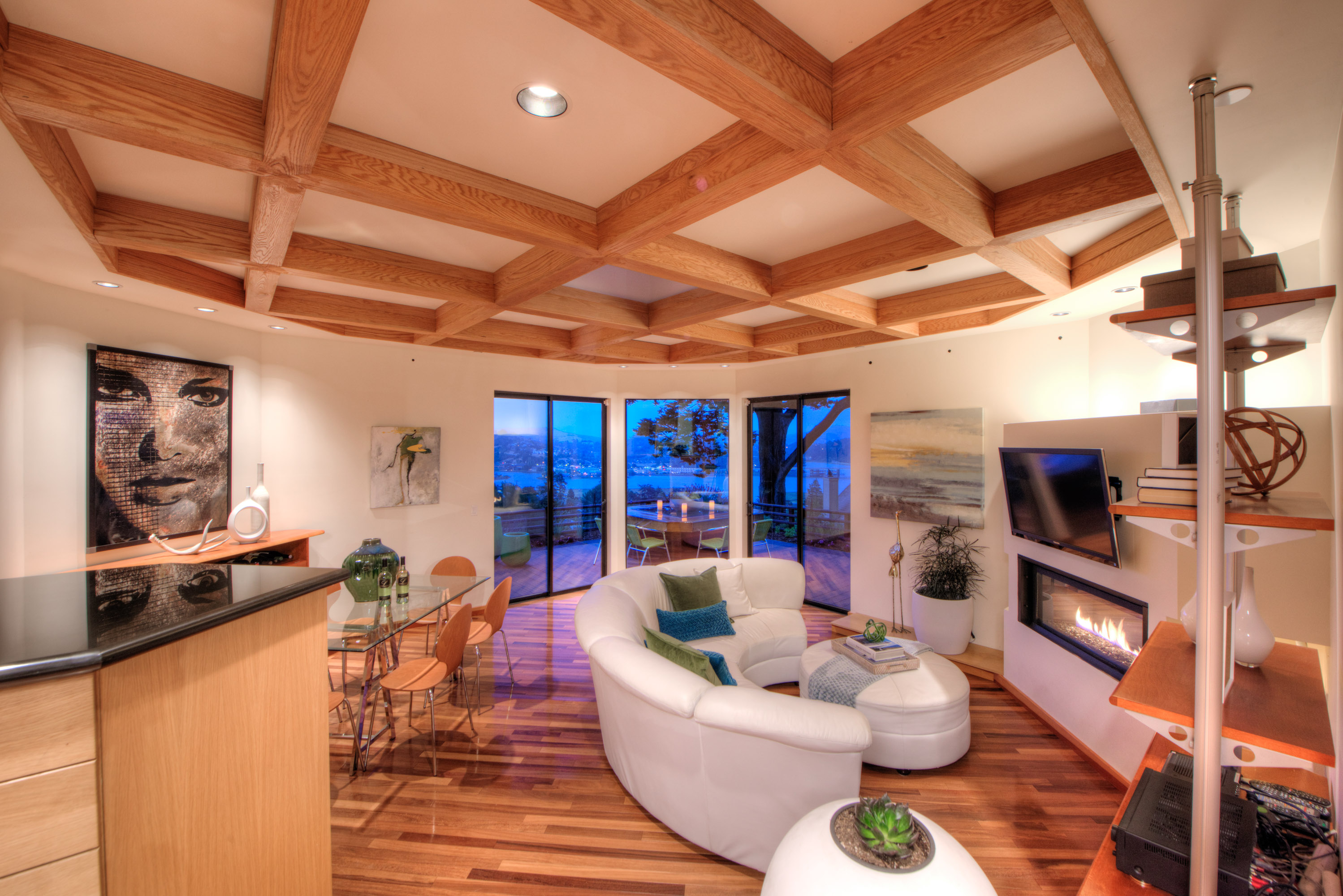 Single Family Home for Sale at The Art of Living-Zen-Like Retreat in Mill Valley 239.5 Cleveland Avenue Mill Valley, California, 94941 United States