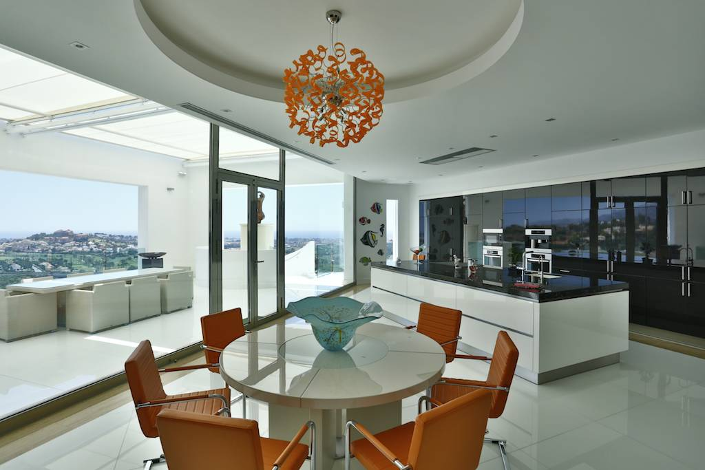 Property Of A truly spectacular contemporary property with exceptional qualities