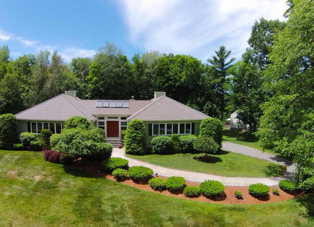 Single Family Home for Sale at Builder's Home with In-Law 82 West Street Pepperell, Massachusetts 01463 United States
