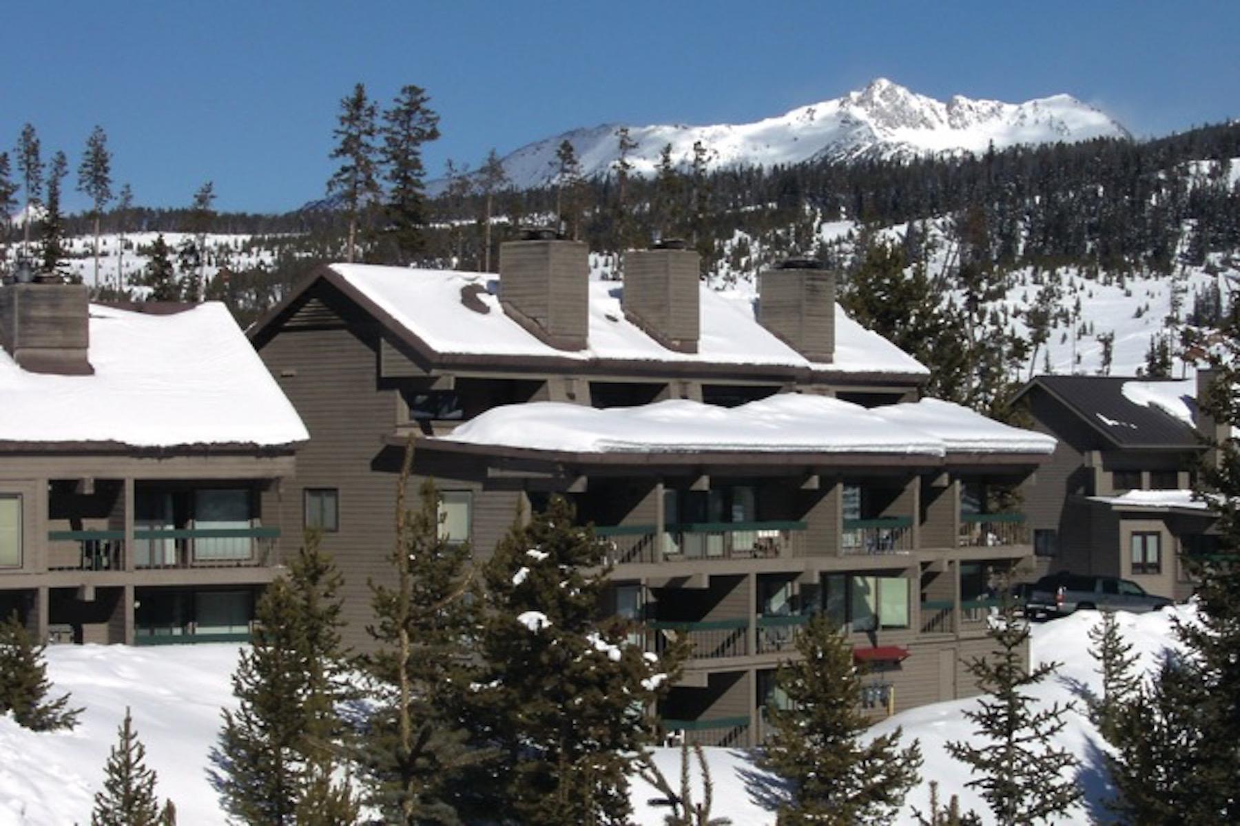 共管物業 為 出售 在 Great ski getaway 45 Turkey Leg Road Unit 1005 Big Sky, 蒙大拿州, 59716 美國