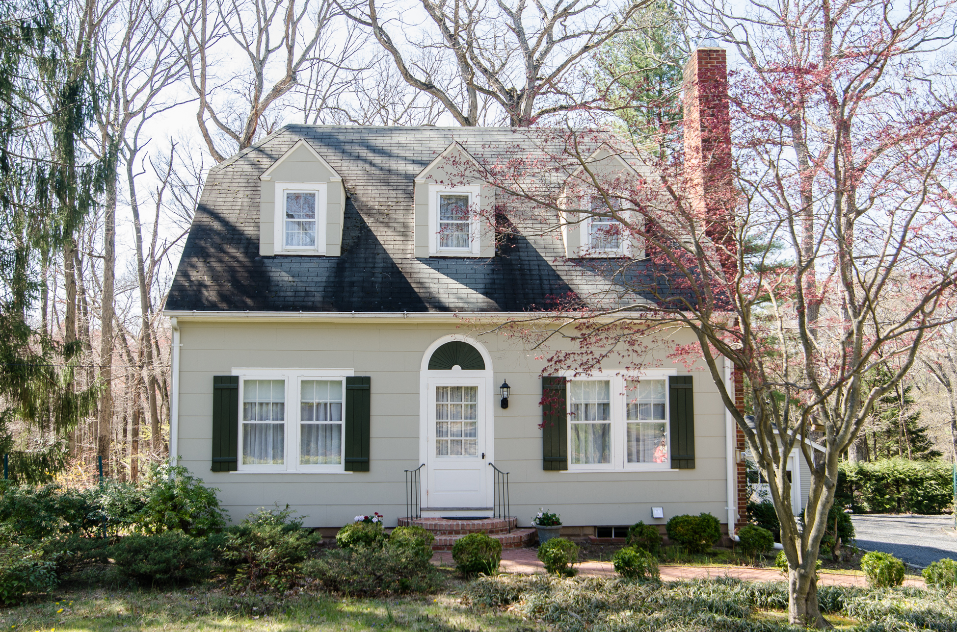 Single Family Home for Sale at Like a Page from a Storybook - West Windsor Township 61 North Mill Road Princeton Junction, New Jersey, 08550 United States