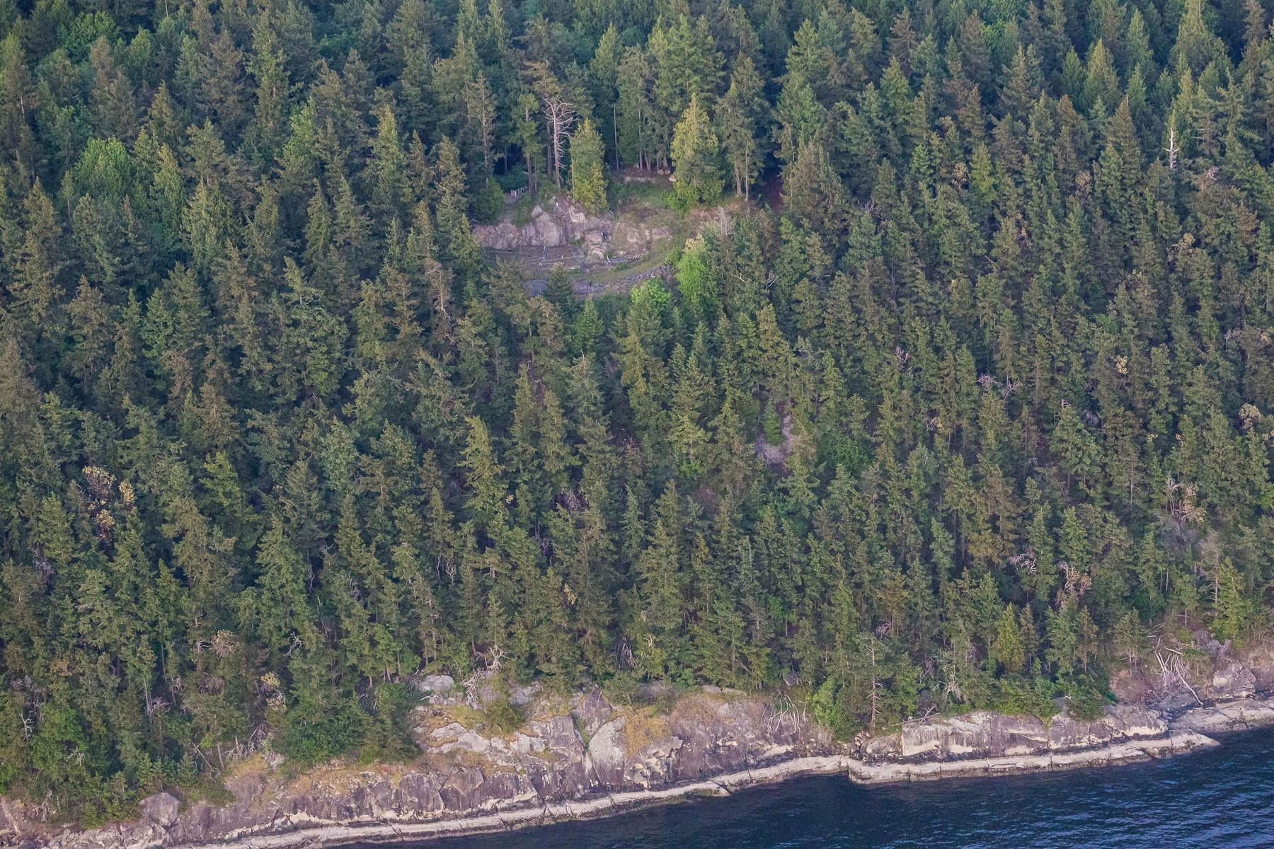 Terrain pour l Vente à Clark's Point View 4600 Fieldston Rd Edgemoor, Bellingham, Washington, 98225 États-Unis