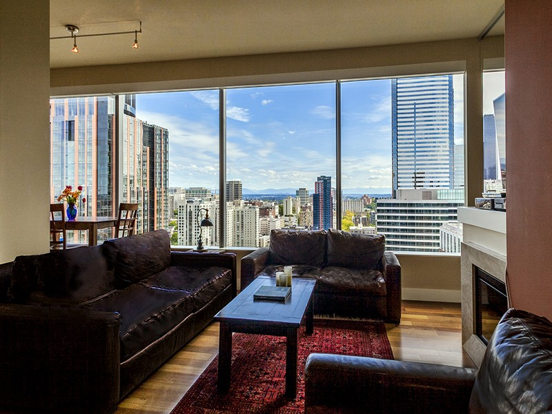 Condominium for Sale at Olive 8 #3305 737 Olive Way #3305 Seattle, Washington 98101 United States
