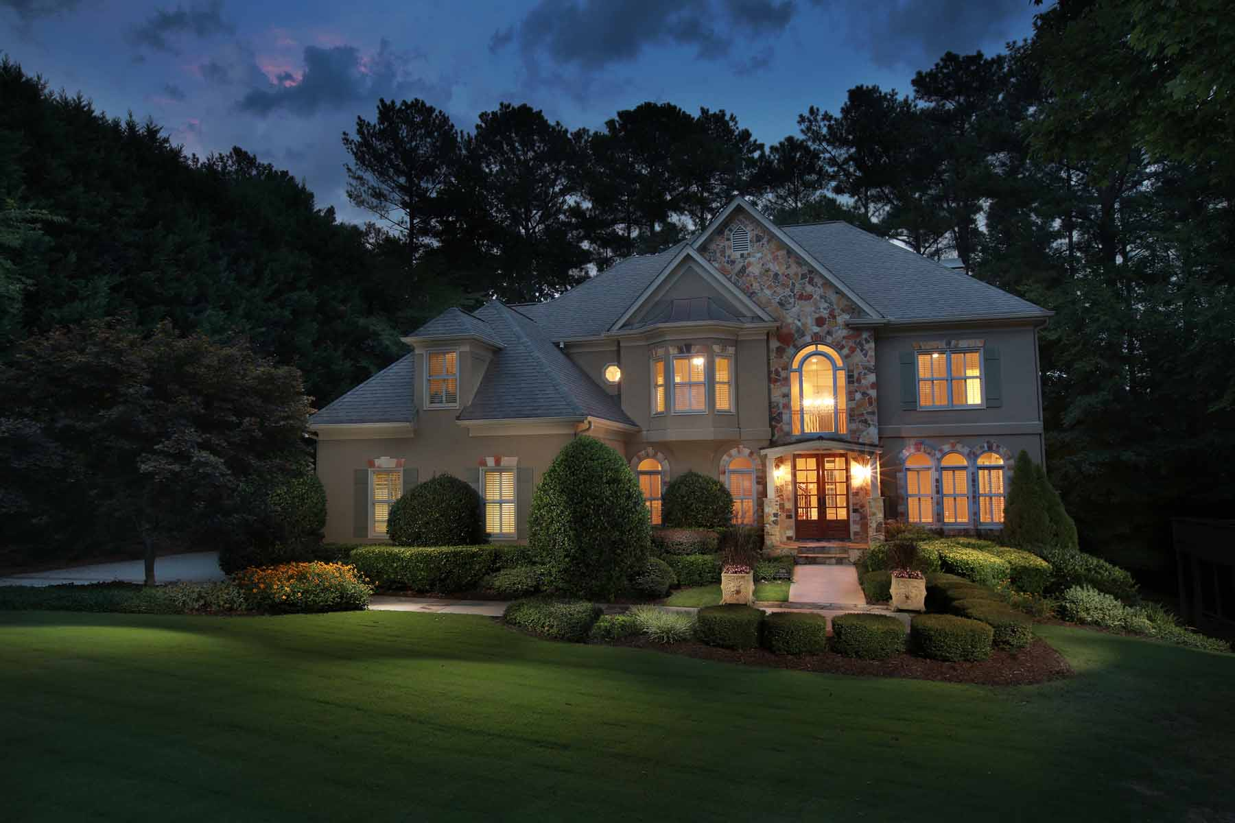 sales property at St Marlo Country Club Executive Home
