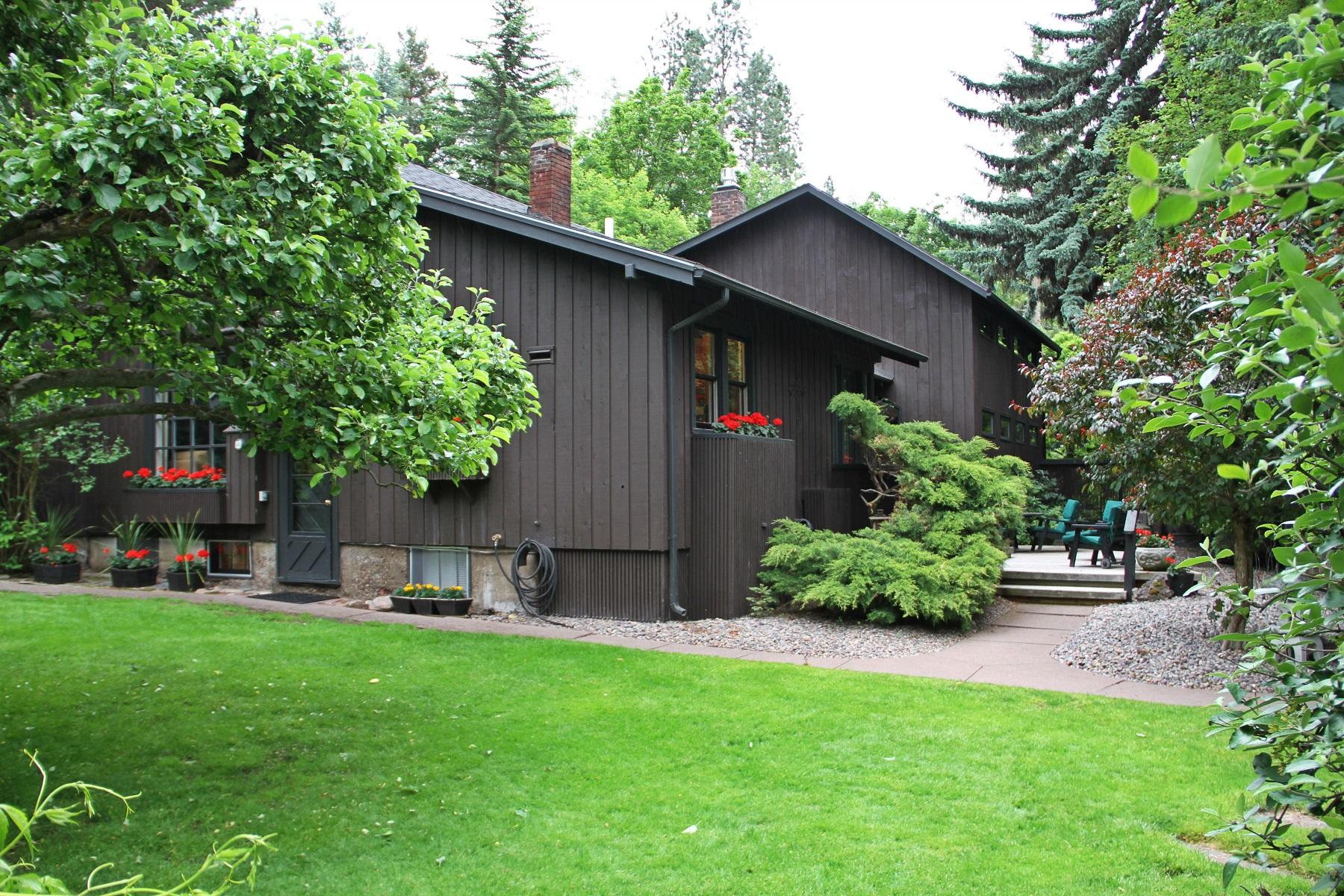 Casa para uma família para Venda às 1700 Madeline Ave University District, Missoula, Montana 59801 Estados Unidos
