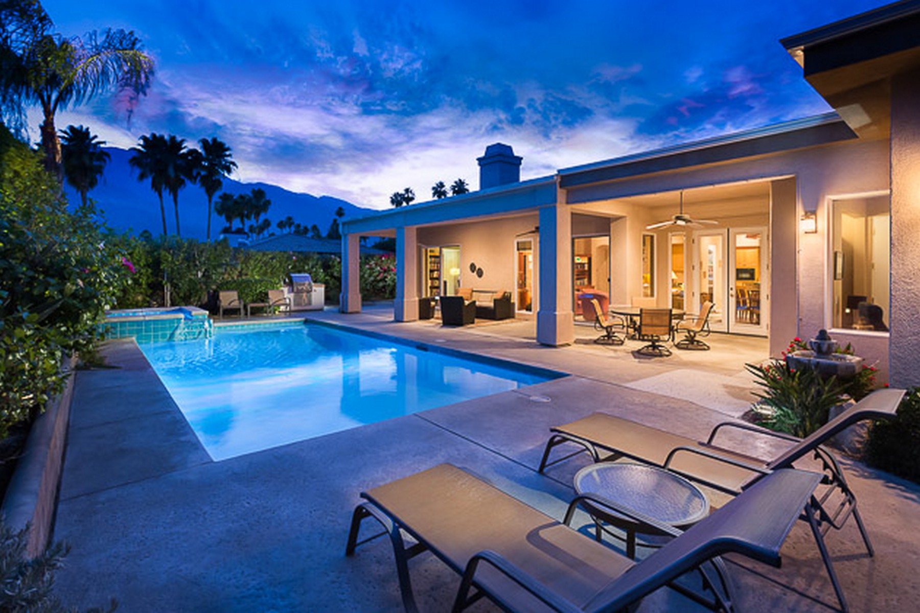 独户住宅 为 销售 在 2793 East Morongo Trails Palm Springs, 加利福尼亚州 92264 美国