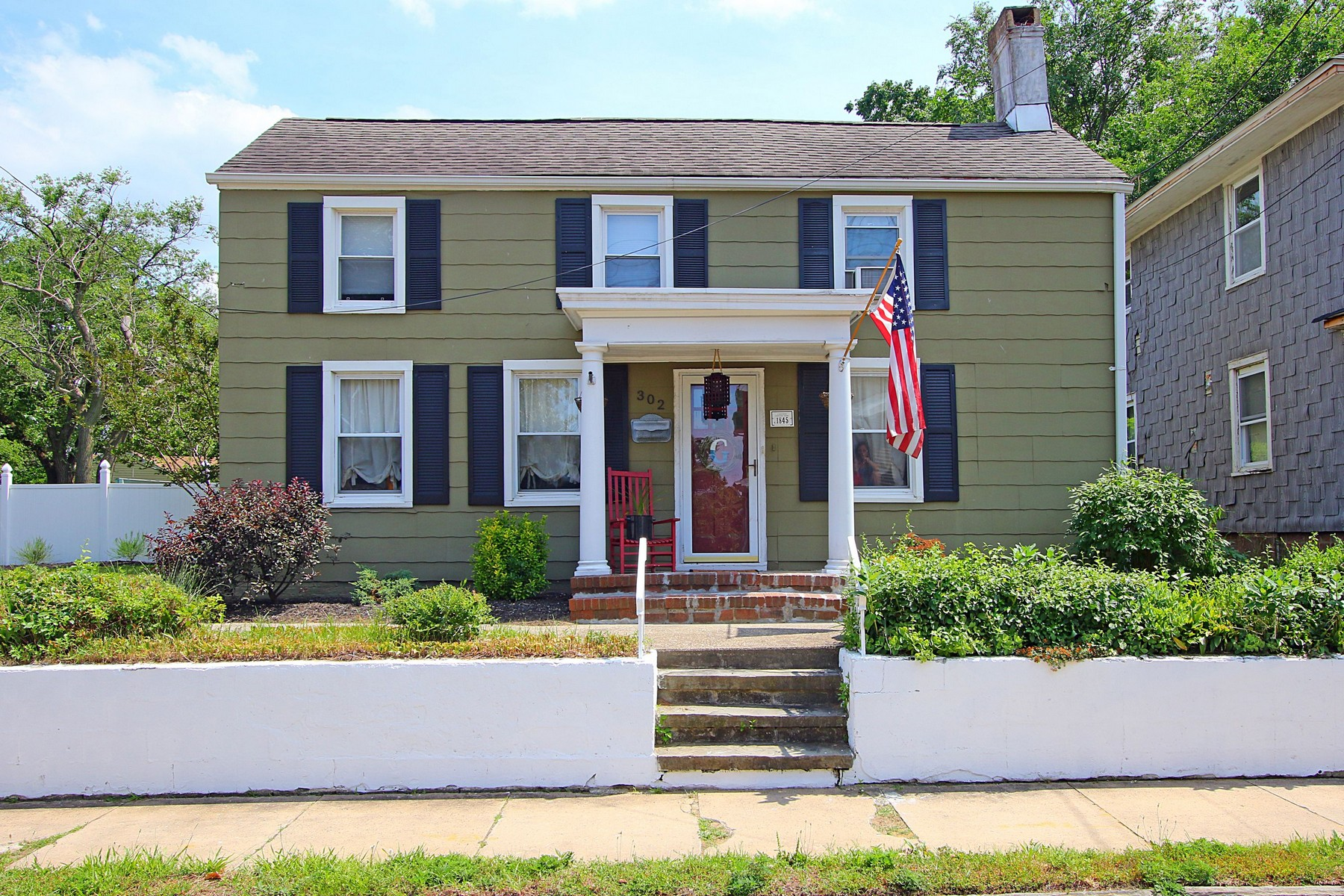 Single Family Home for Sale at Beautifully Done 302 1st Street Keyport, 07735 United States