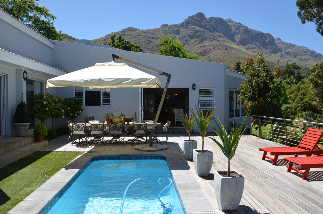 sales property at Stellenbosch