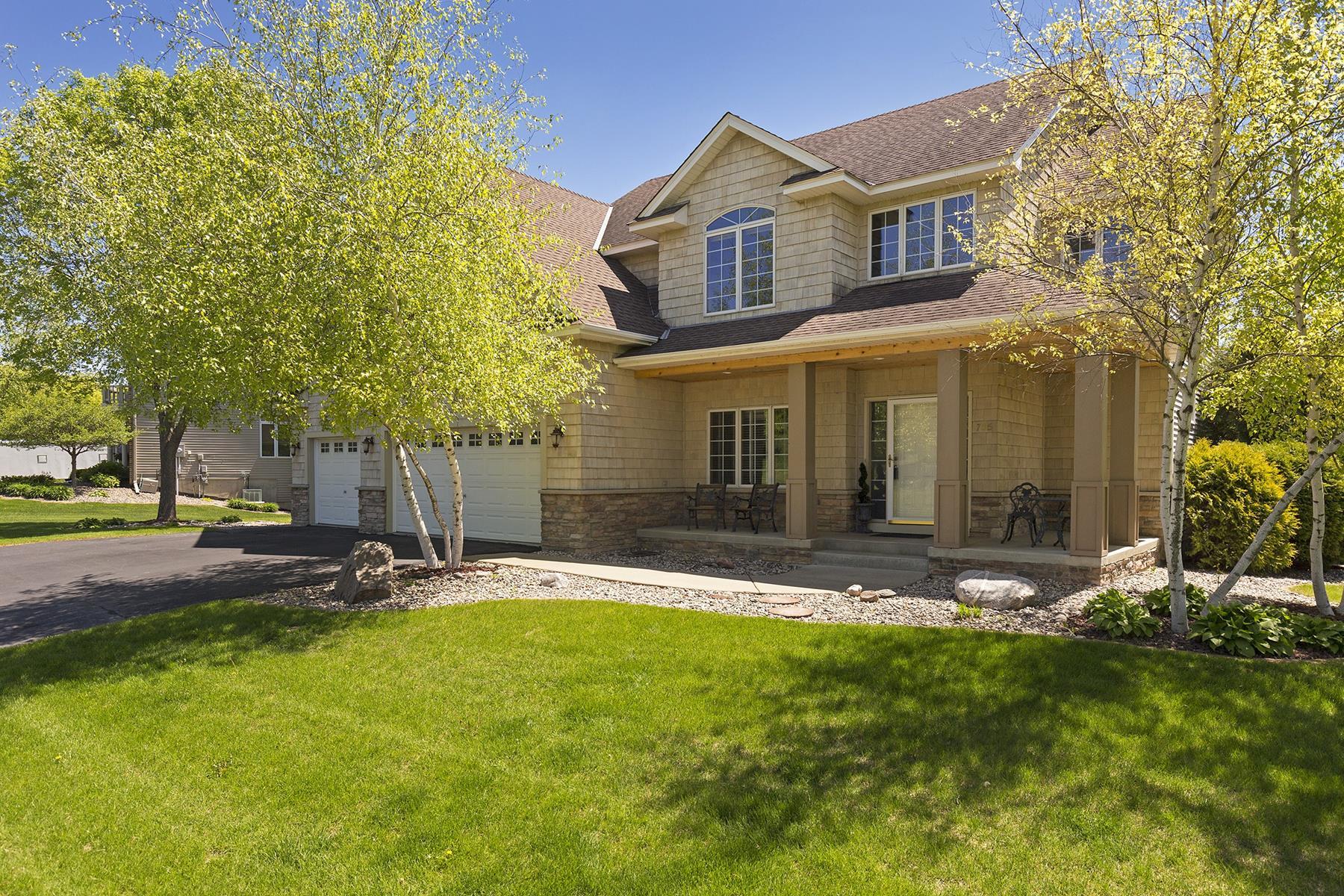 Casa Unifamiliar por un Venta en 785 Weston Ridge Parkway Chaska, Minnesota, 55318 Estados Unidos
