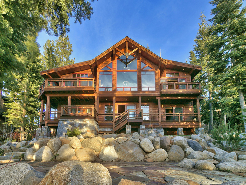 Single Family Home for Sale at 2544 N. Summit Place Truckee, California 96161 United States