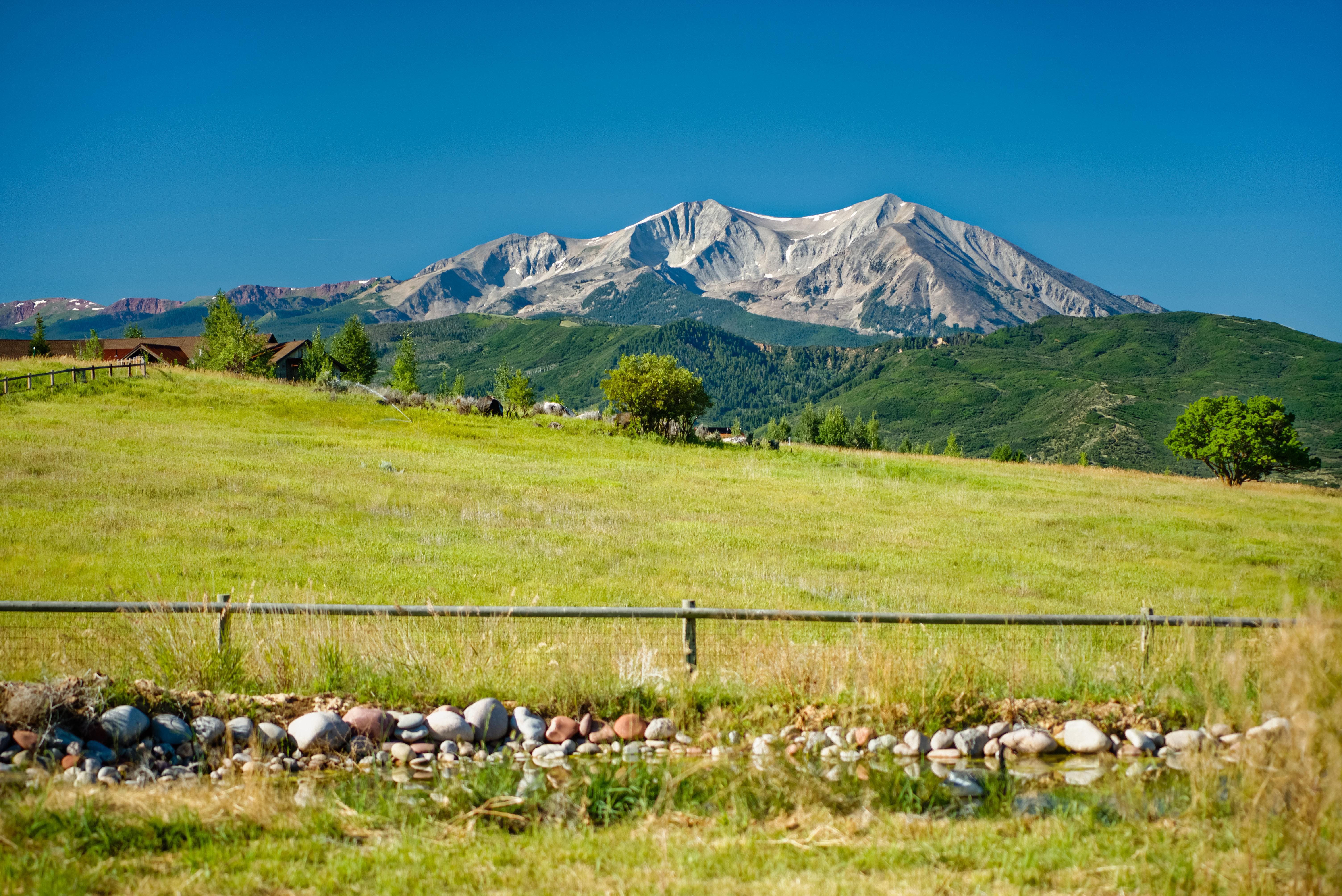 Farm / Ranch / Plantation for Sale at Contemporary Horse Acreage 115 Fox Run Drive Carbondale, Colorado, 81623 United States