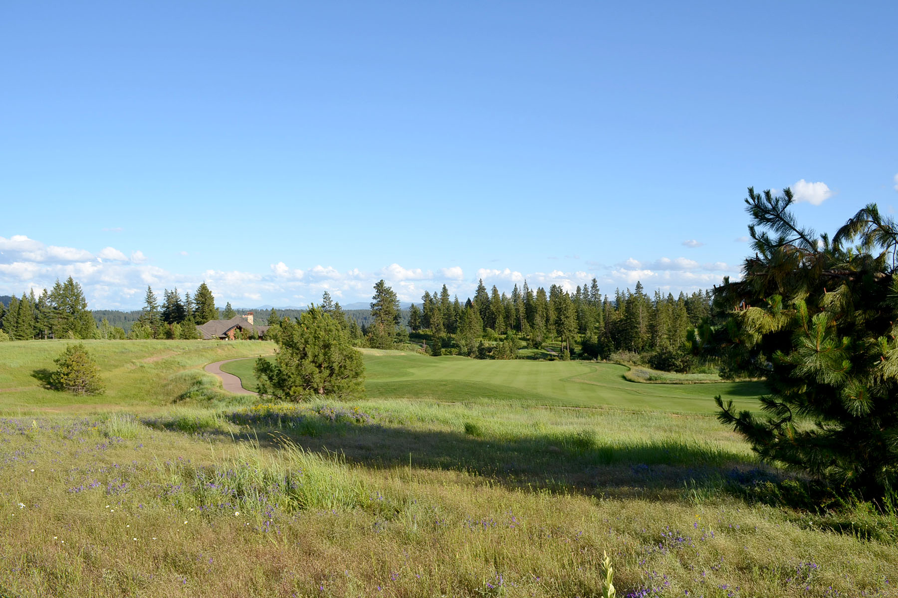 Land for Sale at Golf Club at Black Rock Lot Lot 291 W Slate Dr Coeur D Alene, Idaho, 83814 United States