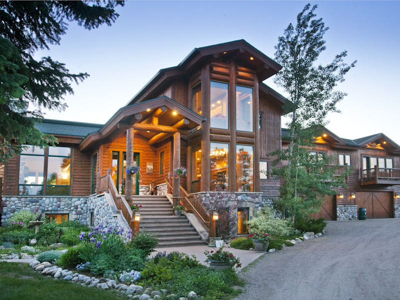 Single Family Home for Sale at Bear Trail Home 29855 Bear Trail South Valley, Steamboat Springs, Colorado 80487 United States