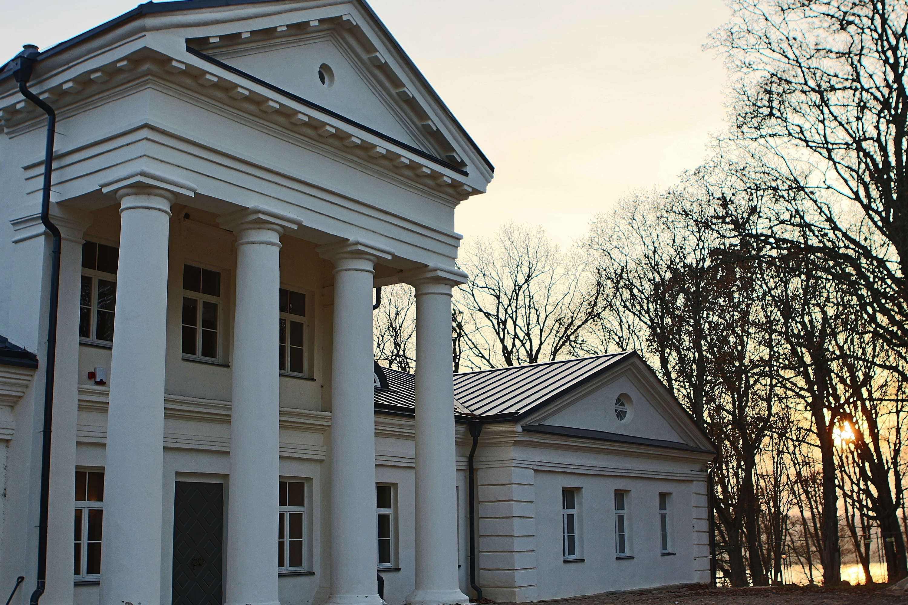 sales property at Dukstas Mansion, Ignalina