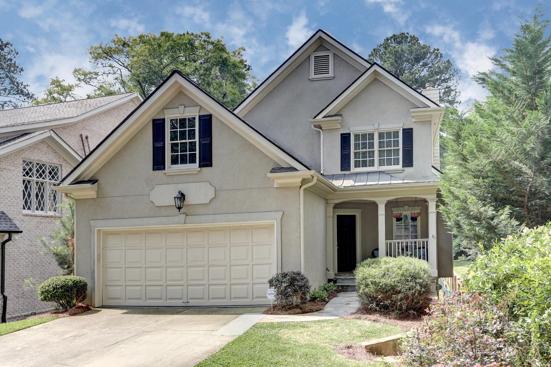 Casa para uma família para Venda às Inviting, Move-in Ready Home In Brookhaven 1355 Cartecay Drive NE Atlanta, Geórgia, 30319 Estados Unidos