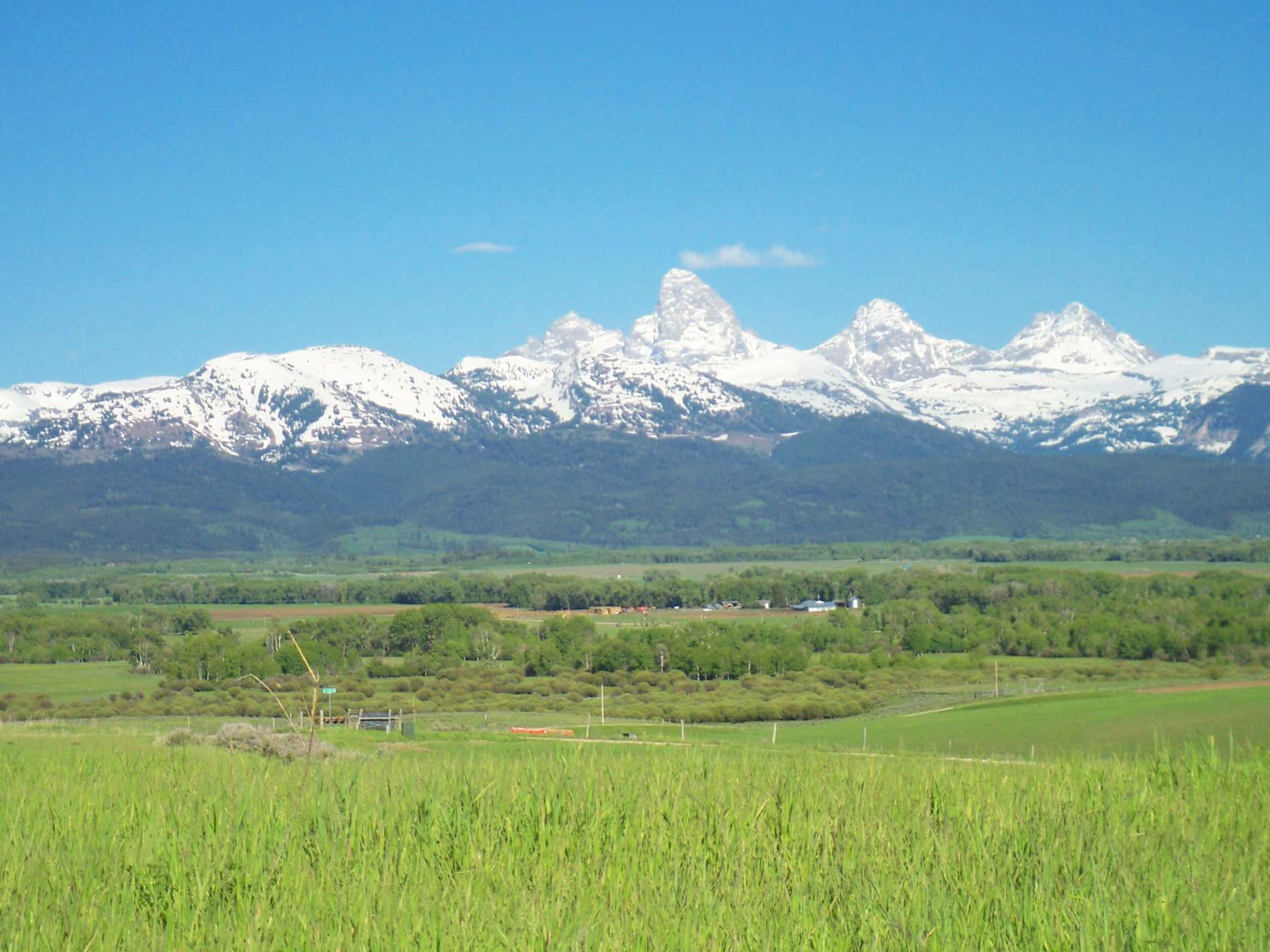 地產 為 出售 在 240 Acres with Teton Views 7000 North 2200 West Tetonia, 愛達荷州, 83452 Jackson Hole, 美國