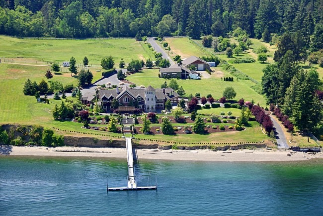Single Family Home for Sale at UNDISCLOSED XXXUNDISCLOSEDXXX Gig Harbor, Washington 98335 United States