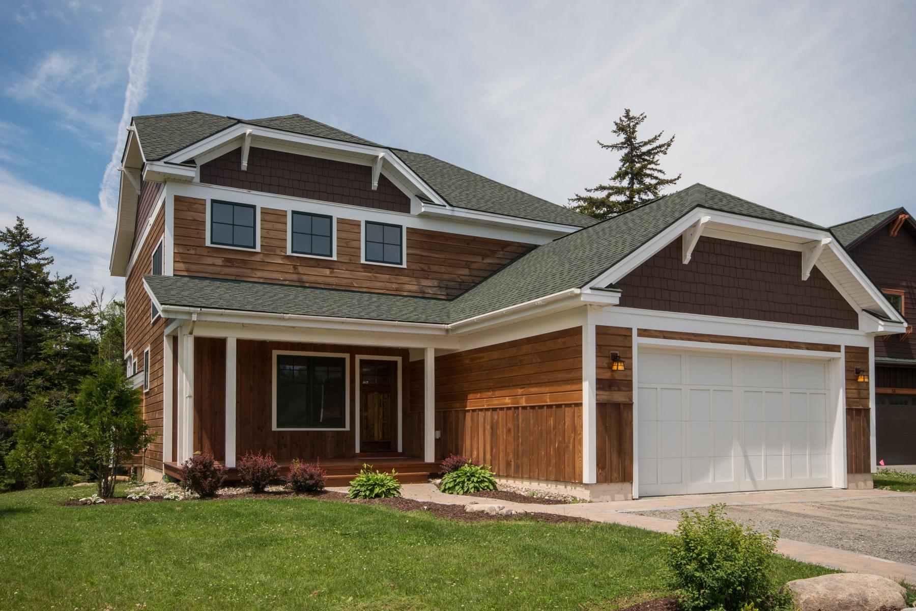独户住宅 为 销售 在 Otter Lane 59 Otter Way Lane Lake Placid, 纽约州 12946 美国