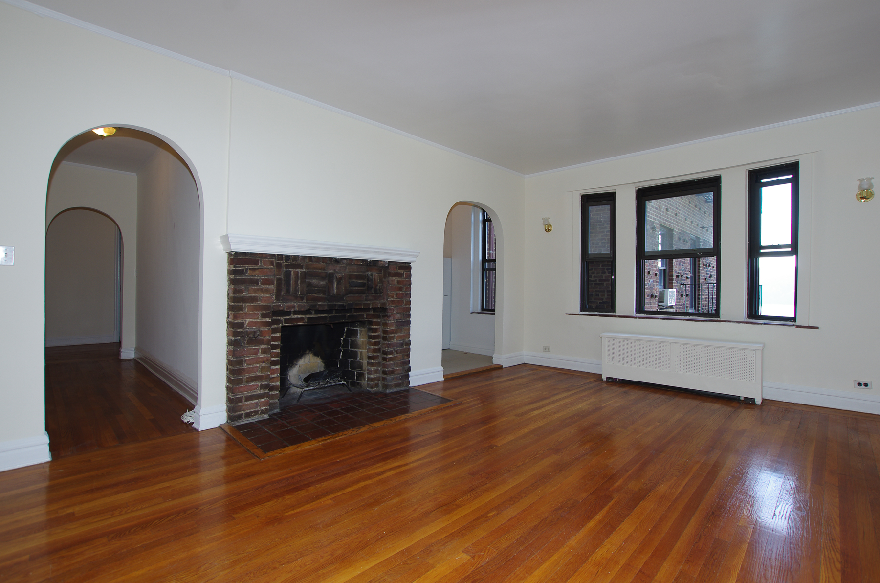 Apartment for Rent at 2 BR Prewar with River Views 2475 Palisade Avenue 3B Riverdale, New York 10463 United States