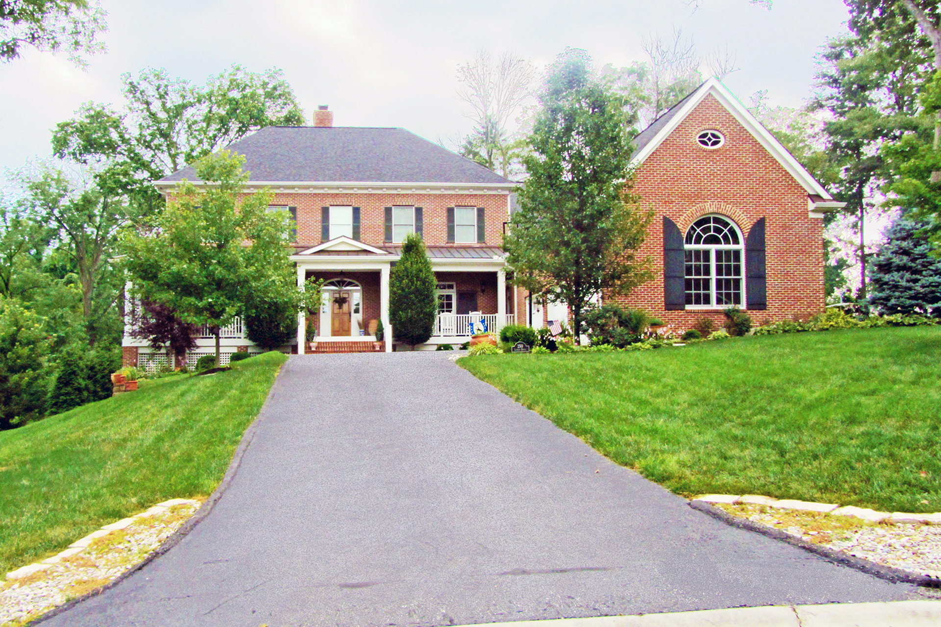 sales property at 250 Linden Dr.