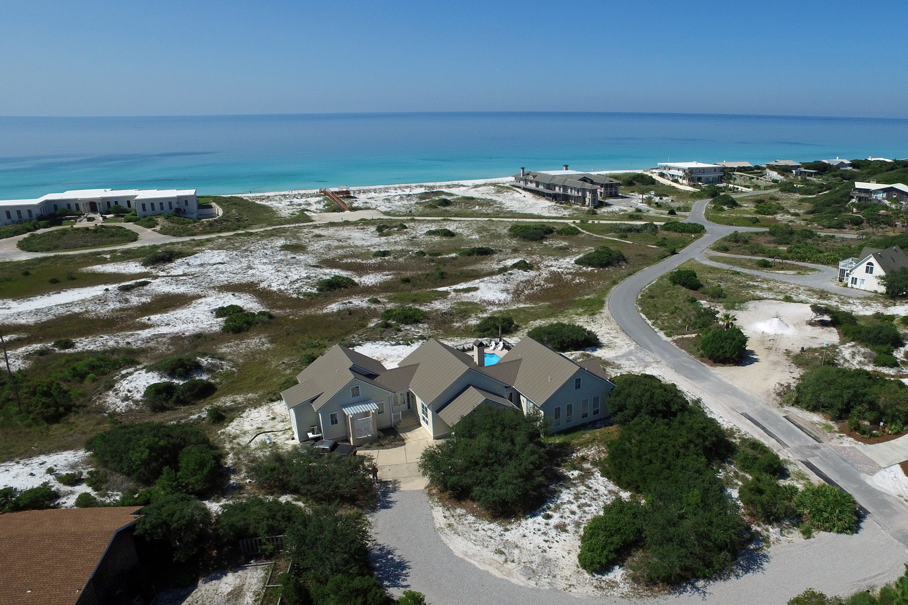 sales property at BEACH DUNE ENSCONCED SECLUSION
