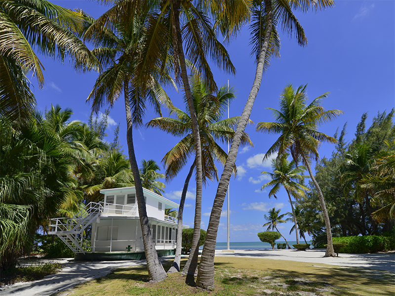 Additional photo for property listing at Large Parcel with 300 Ft. of Ocean Frontage 101 Carroll Street Islamorada, Florida 33036 United States