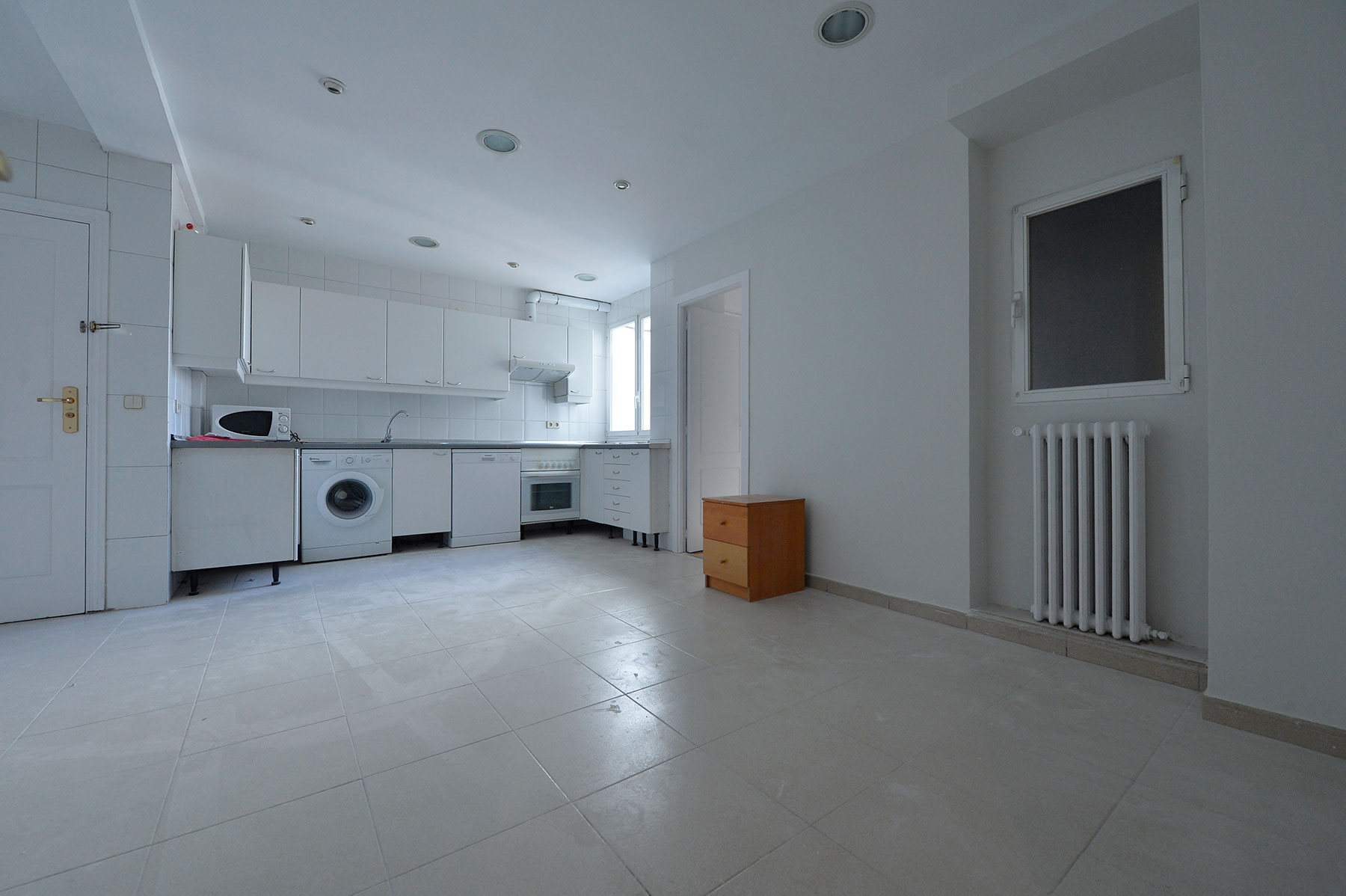 Property Of Excellent apartment of 190 sq. meters in Barrio Salamanca