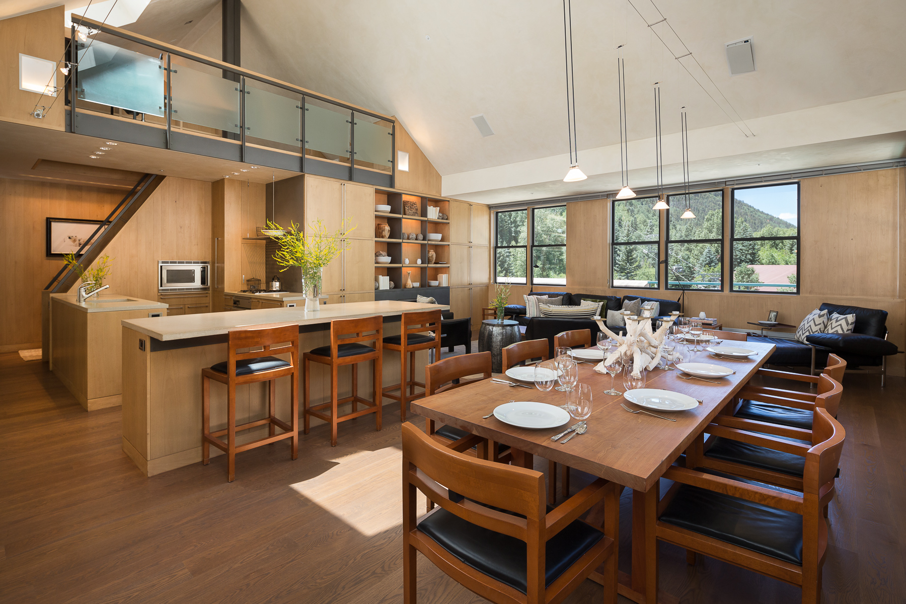 Eigentumswohnung für Verkauf beim Camel's Garden PH 306 250 West San Juan Avenue PH 306 Telluride, Colorado 81435 Vereinigte Staaten