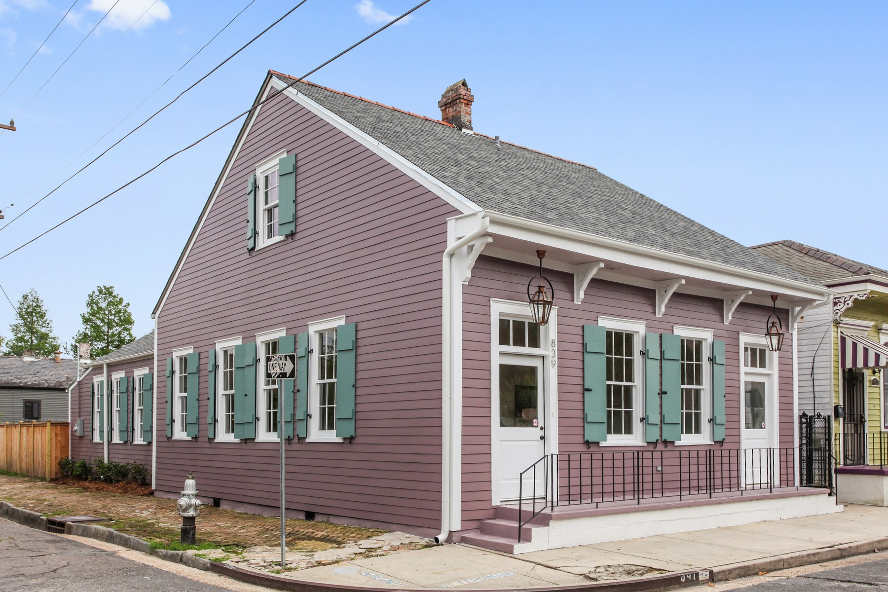 Single Family Home for Sale at 839 839 St Ferdinand Street New Orleans, Louisiana, 70117 United States
