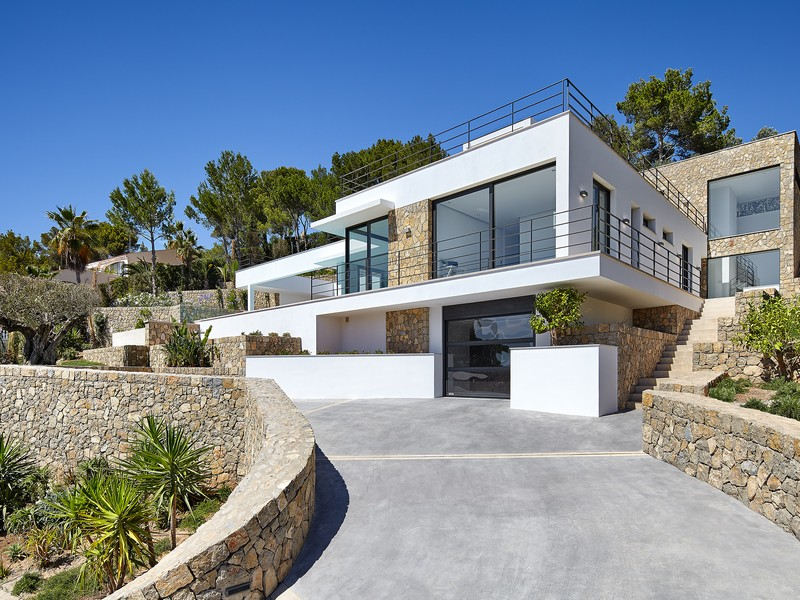 Property Of New villa with 4 bedrooms in Santa Ponsa