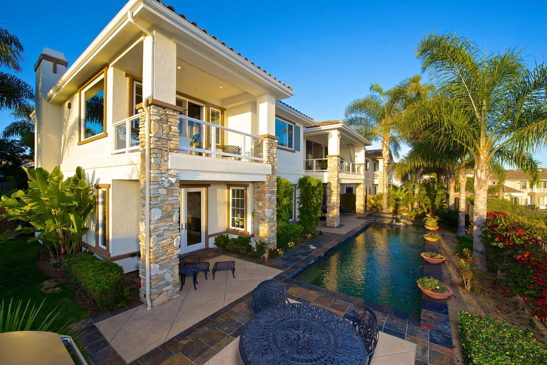 Casa Unifamiliar por un Venta en 1479 Spanish Bay Court Encinitas, California 92024 Estados Unidos