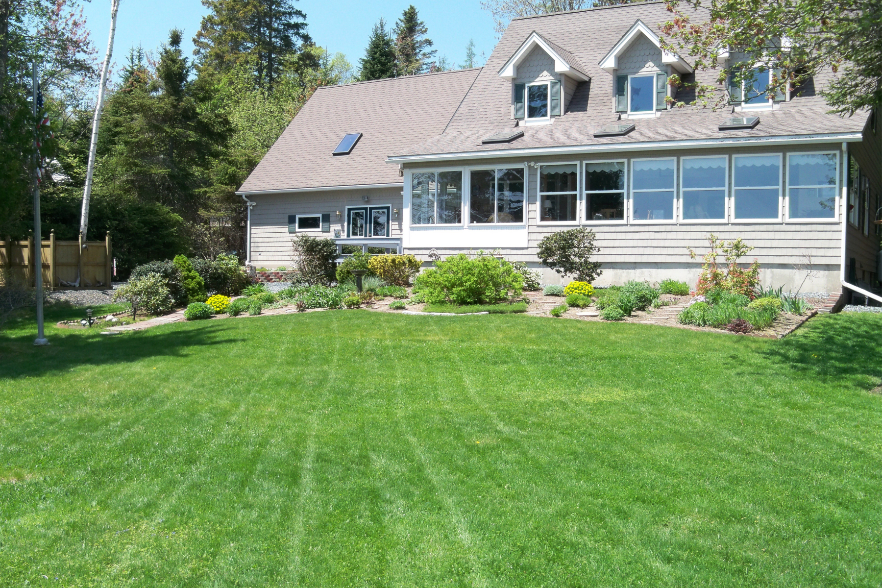 Single Family Home for Sale at Almost Paradise 20 Salt Pond Road Hancock, Maine 04640 United States
